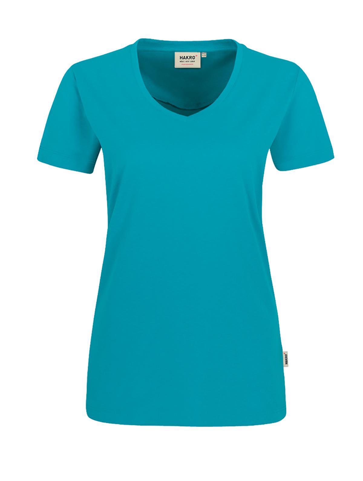 T-Shirt V-Performance Damen