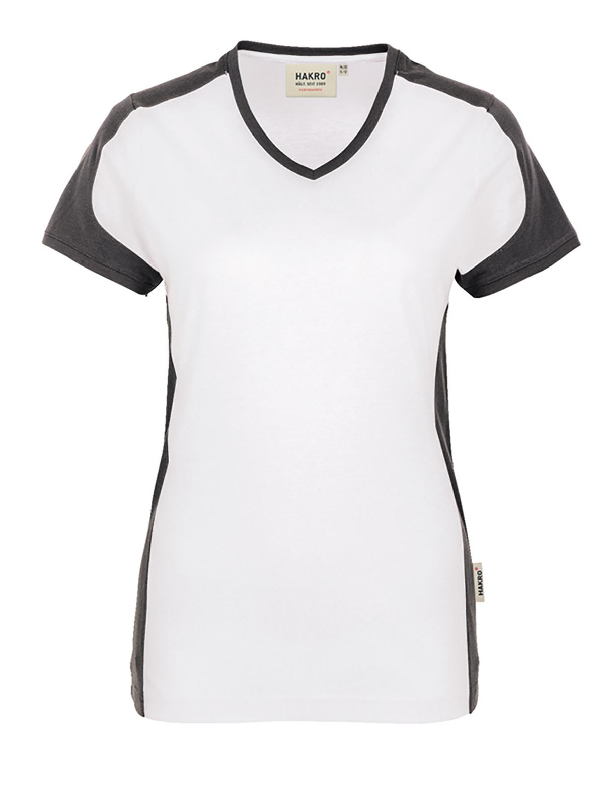 T-Shirt Contrast Damen