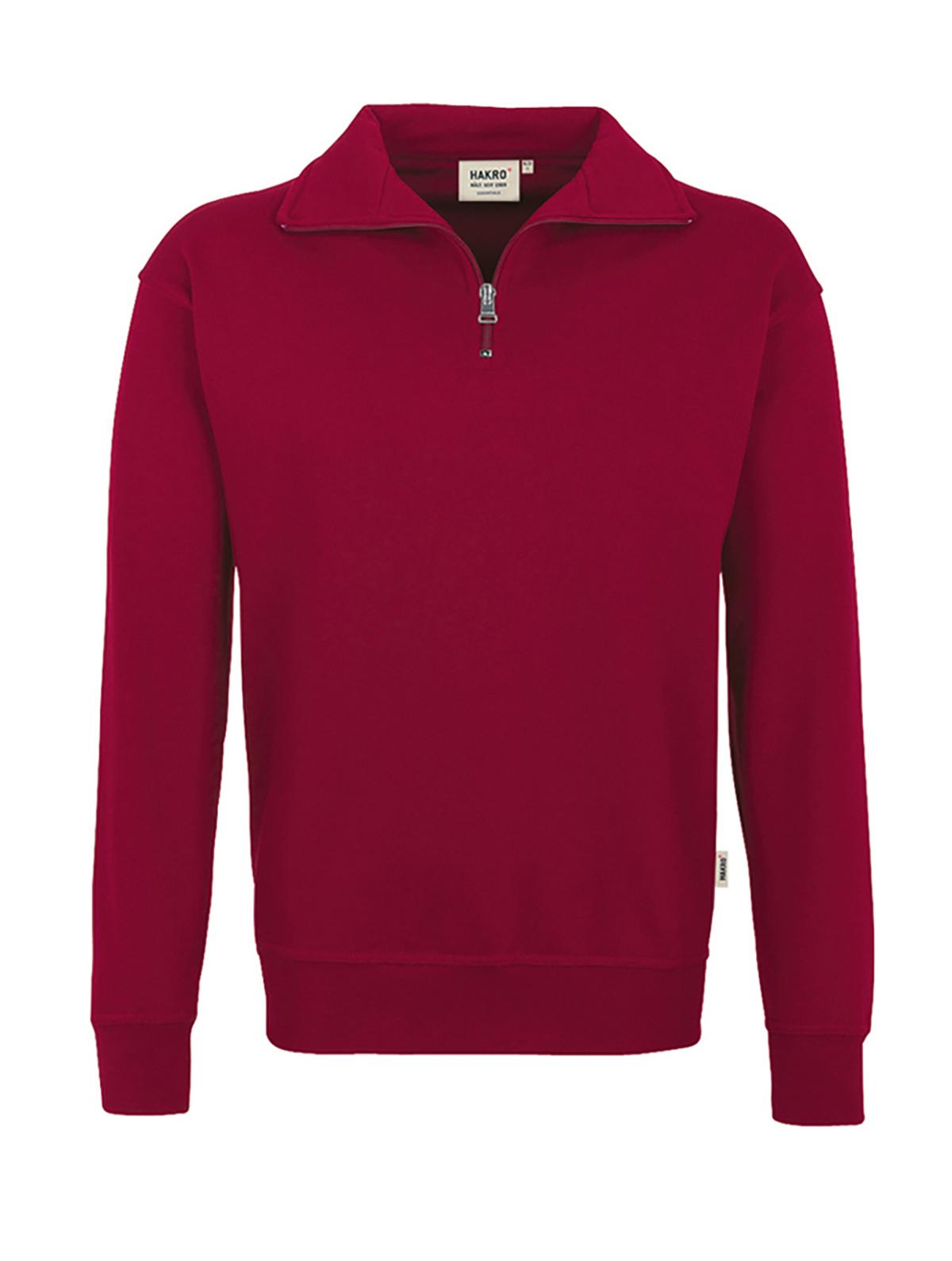 Sweatshirt Zip-Premium
