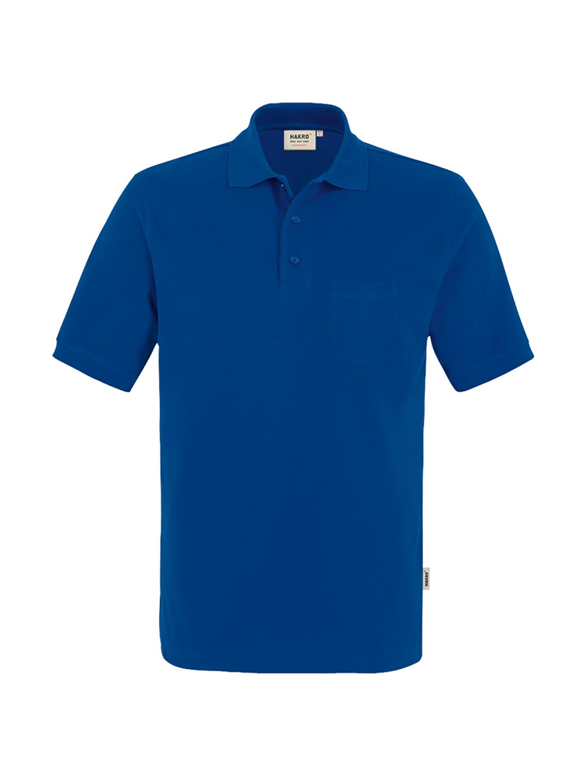 Pocket-Poloshirt Performance