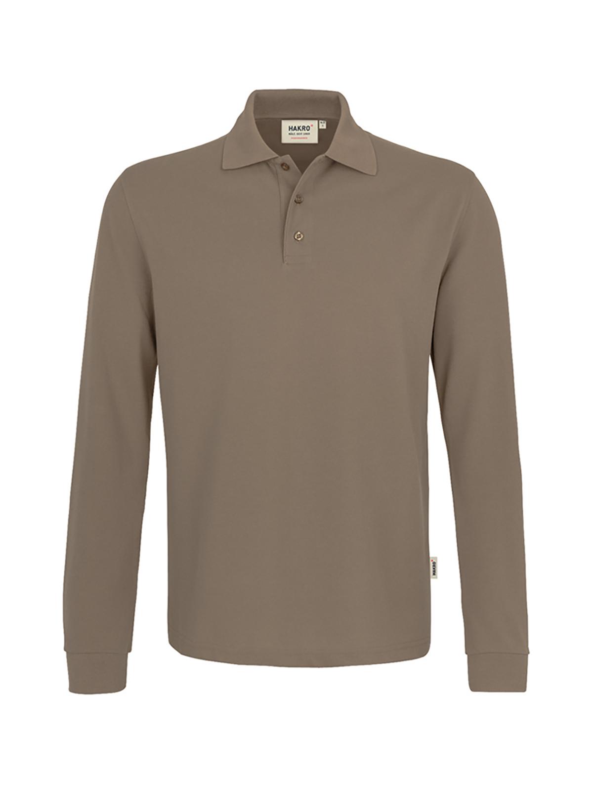 Poloshirt langarm Performance