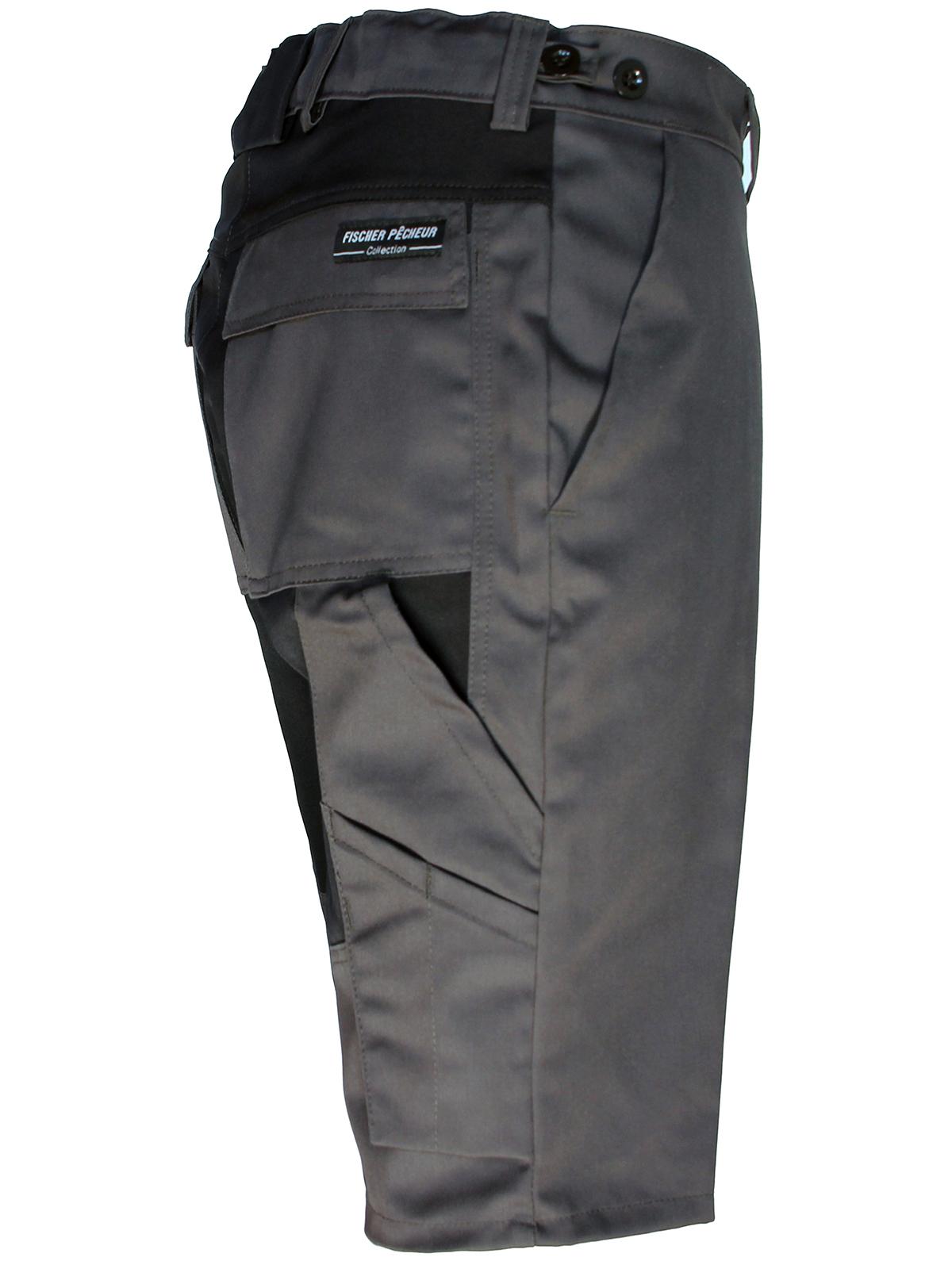 Shorts Bi-Flex einfarbig
