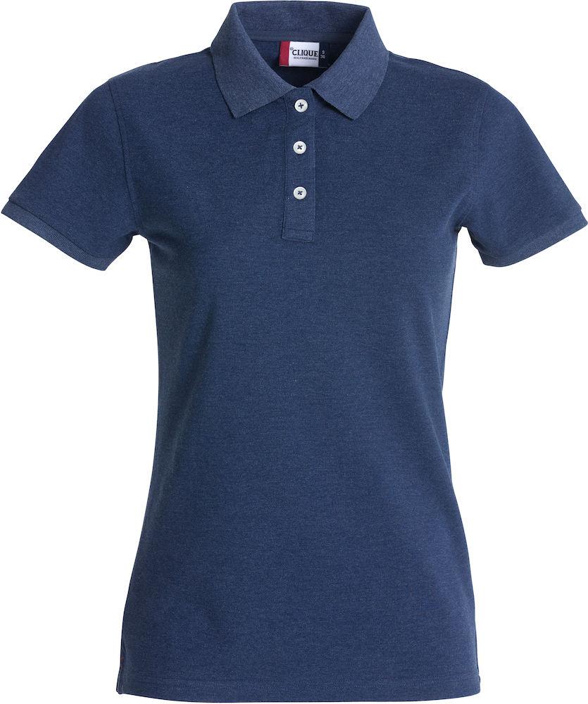 Poloshirt Stretch Premium Damen
