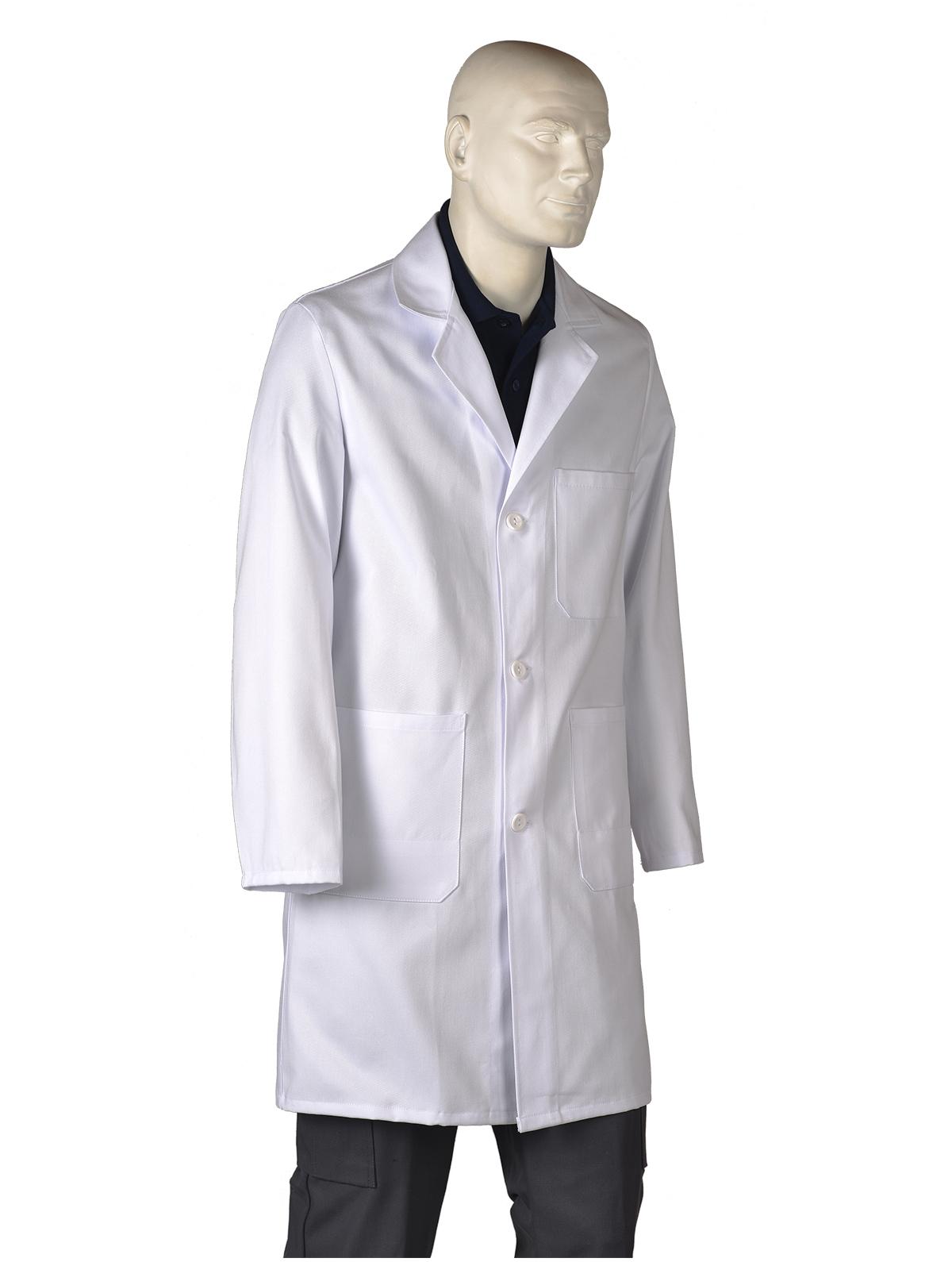 Mantel Kurzform Basic Knopfverschl.