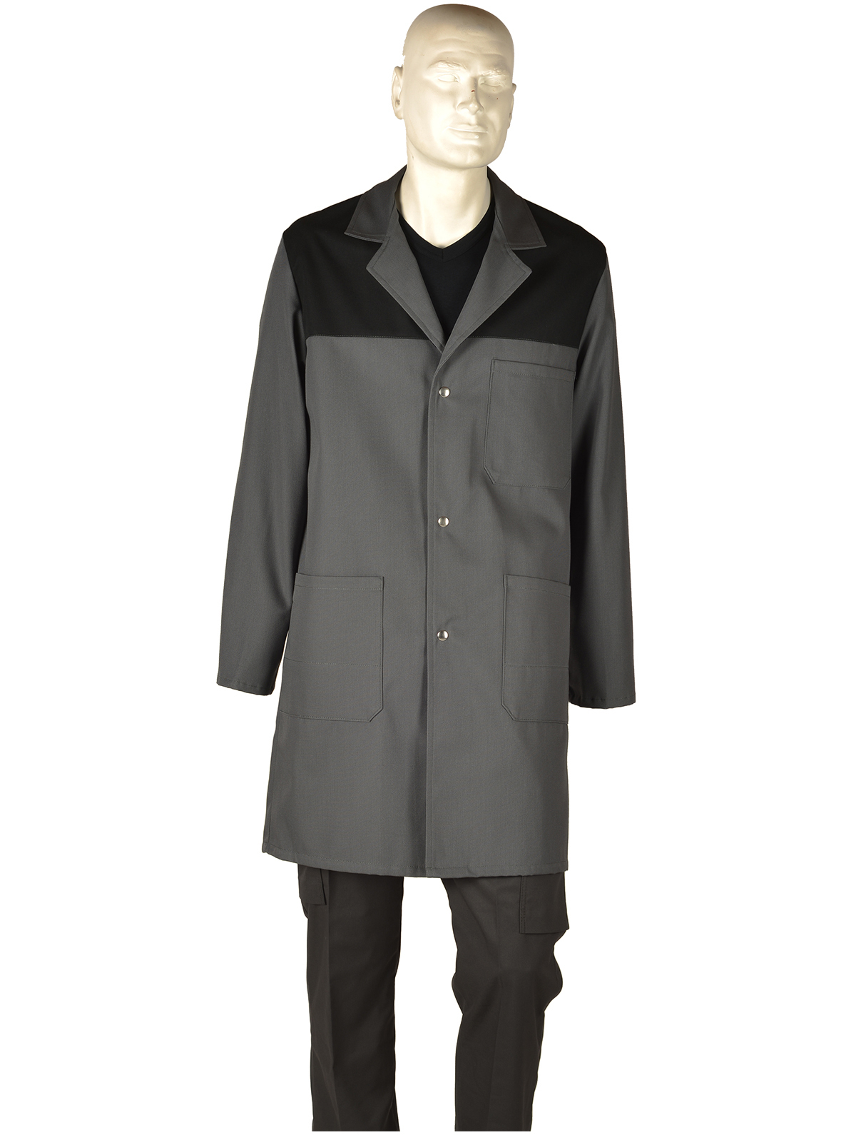 Mantel Kurzform Contrast